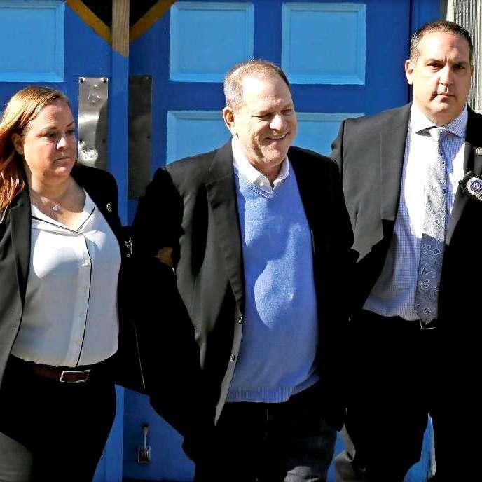 «Дешево отделался»: суд отпустил Харви Вайнштейна под залог в $1 миллион