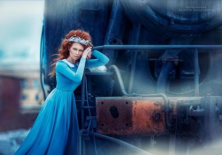 Ожившие фантазии Маргариты Каревой
