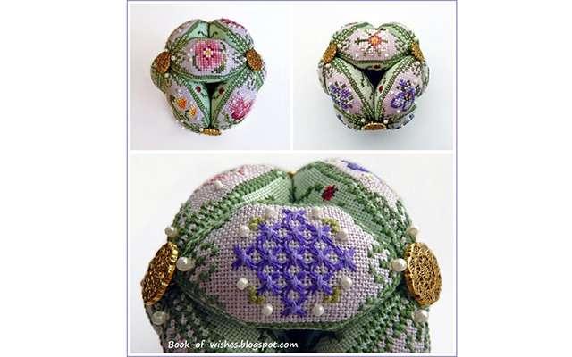 Удивительные вышивки от талантливой рукодельницы