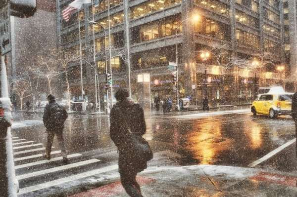 Потрясающие зимние фотографии!