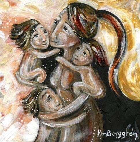 Волшебство от Katie m. Berggren