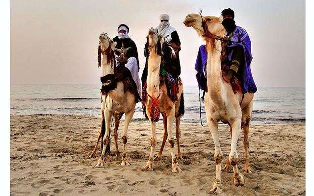 Ливийская пустыня Башара Шглила