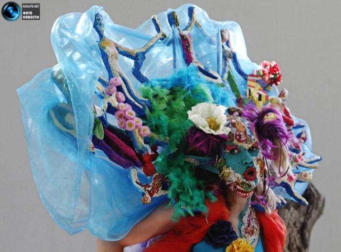 Всемирный фестиваль боди-арта прошел в Австрии