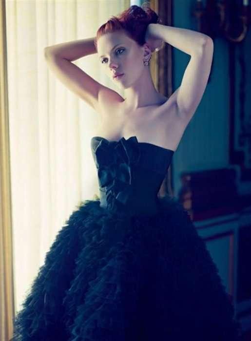 Скарлетт Йохансон для Vanity Fair
