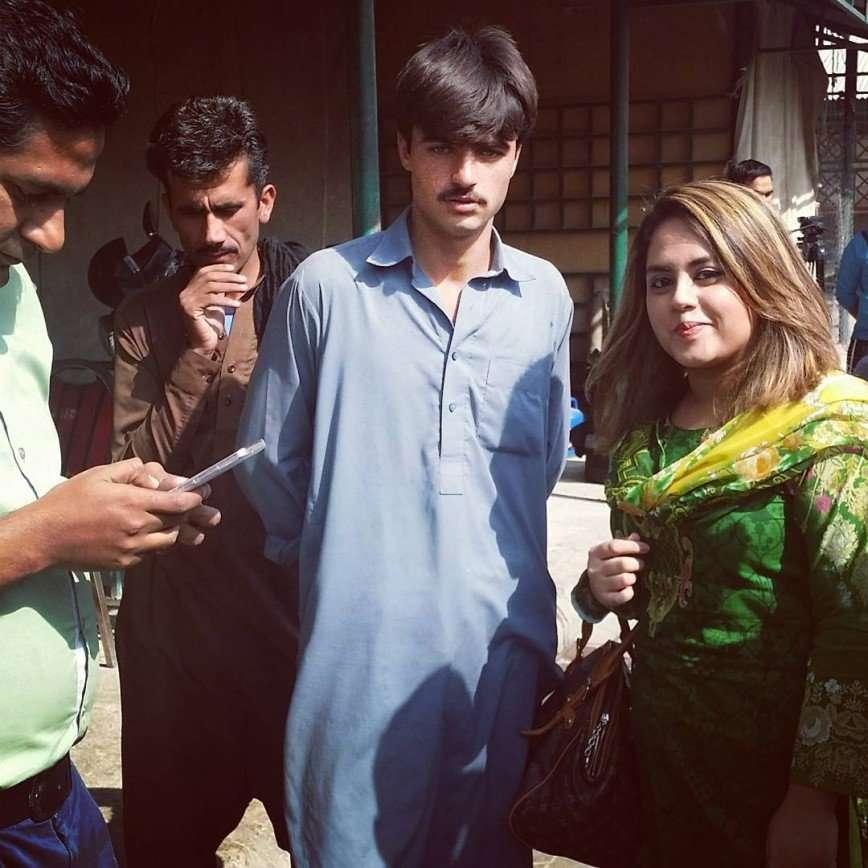 Парень из Пакистана стал интернет сенсацией