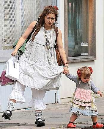 Уличная мода знаменитостей