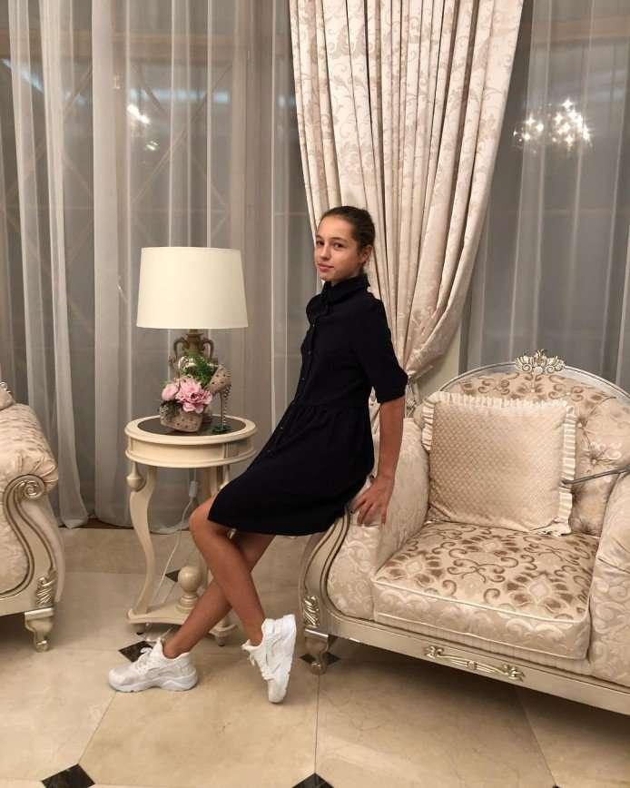 Ариадна Волочкова показала свои танцевальные способности