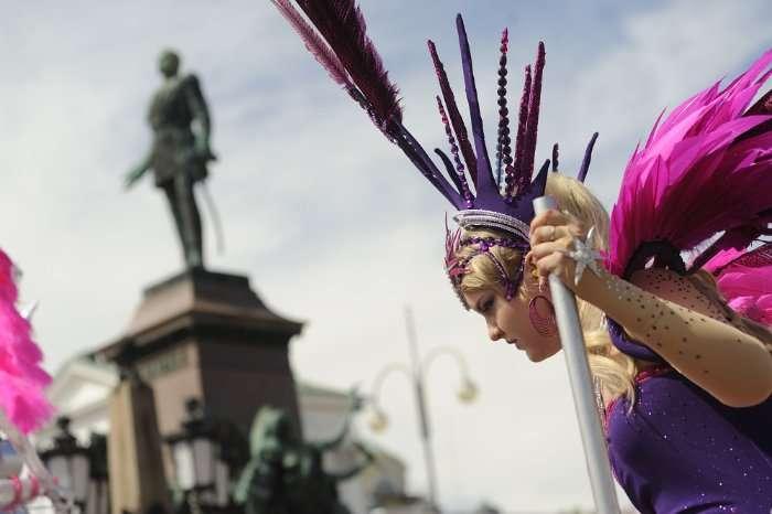 Helsinki Samba Carnaval 2012