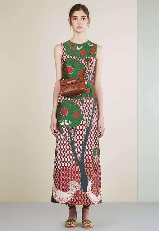 Круизная коллекция Red Valentino 2017