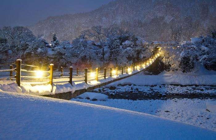 Японские пейзажи