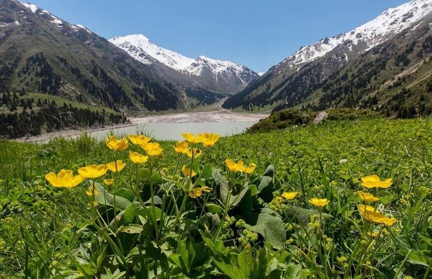 Казахстан – страна великой степи