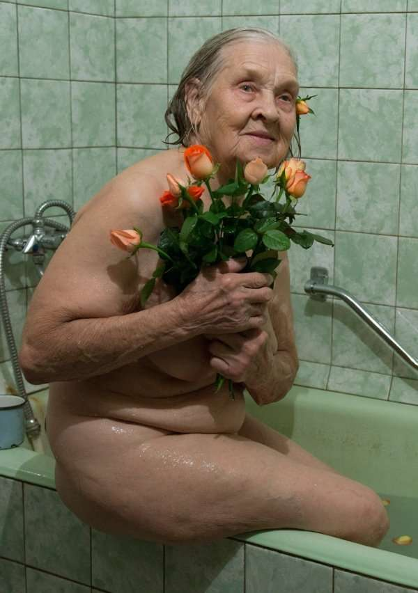 91-летняя женщина стала героиней фотопроекта