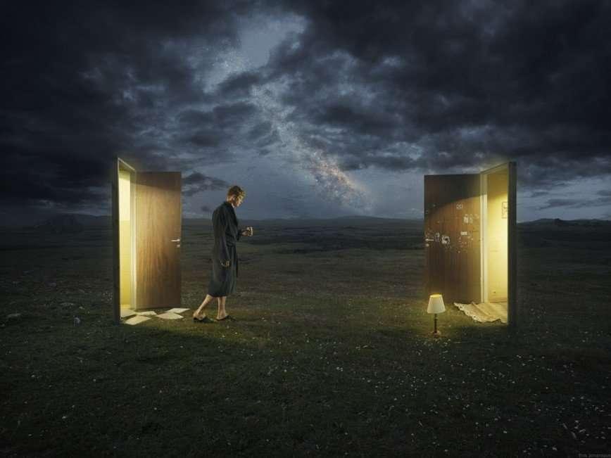 Новые сюрреальные фотоманипуляции Erik Johansson