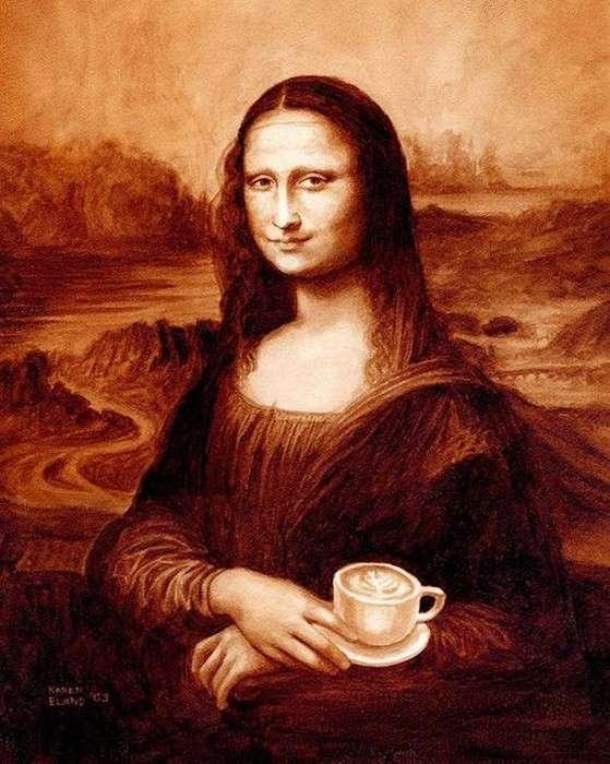 Мона Лиза на века