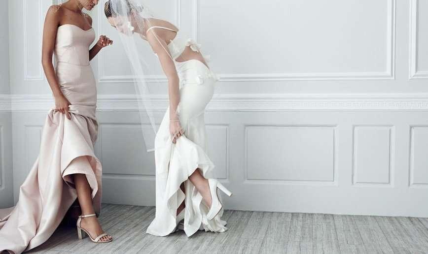 Свадебные аксессуары Stuart Weitzman