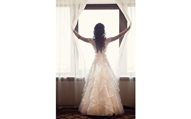 Из фотозала.Я - невеста