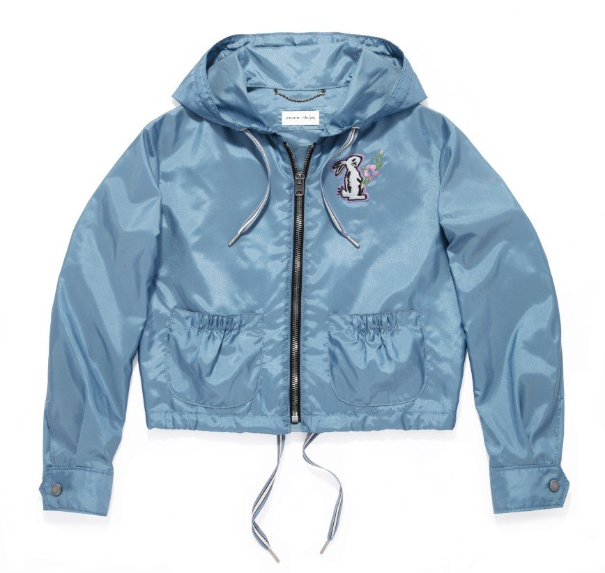 Селена Гомес и Coach представили новую коллекцию одежды