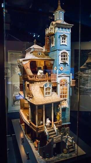 В Финляндии открылся единственный в мире Музей Муми-троллей