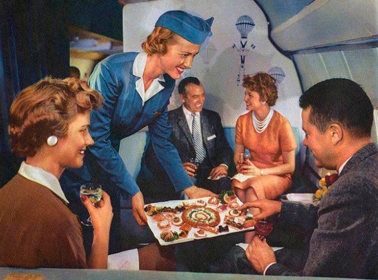 Винтажные фото золотого века авиации