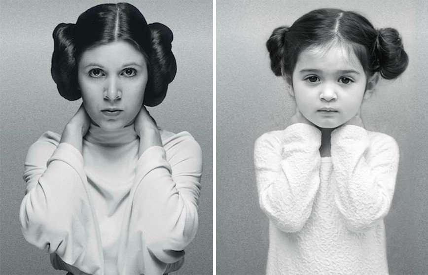 3-летняя Скаут показала бабушке, как стать сильной