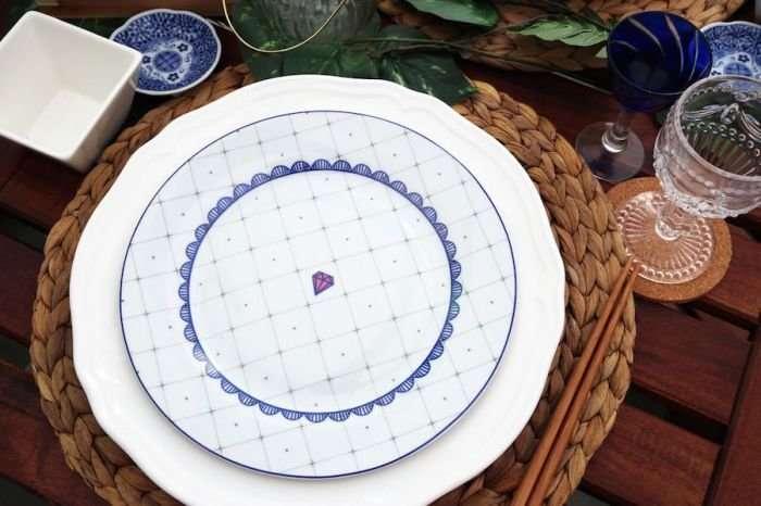 Необычные тарелки сингапурской художницы Karin
