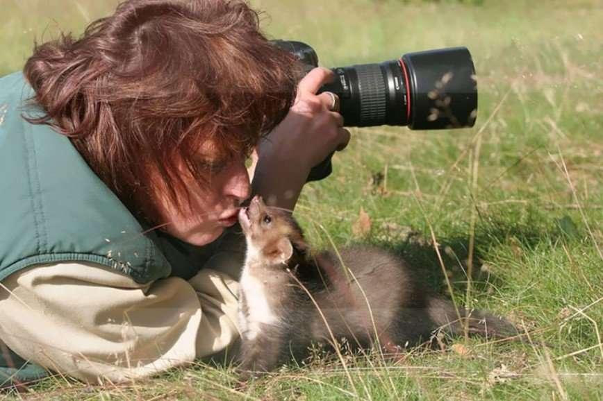 Как работают фотографы-анималисты