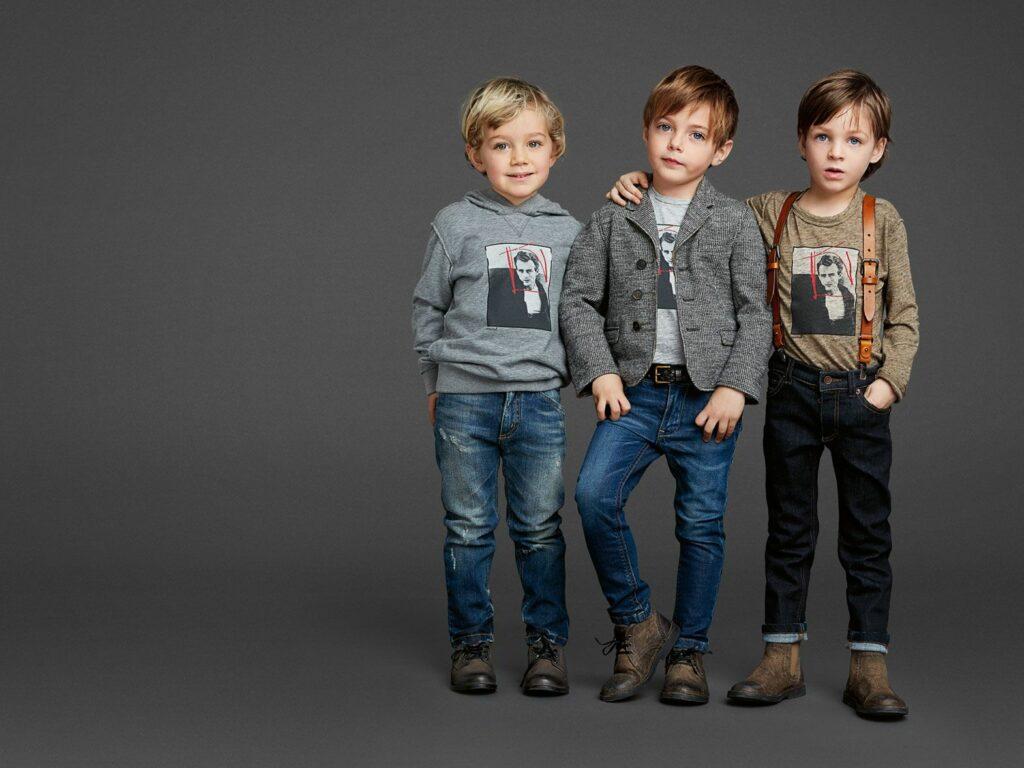 Як вибрати одяг для дитини